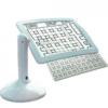 Kép 2/3 - Asztali nagyító LED világítással