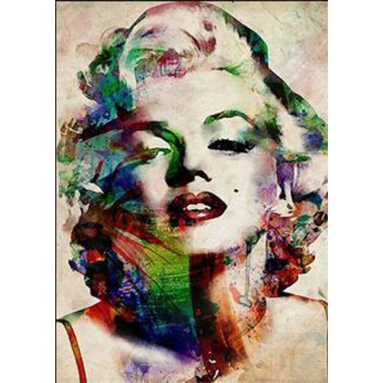 Marilyn Monroe - gyémántszemes kirakó
