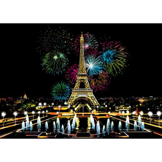 Karckép - Párizs