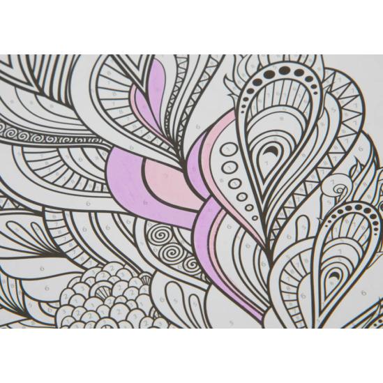 Számok alapján színezhető lapok
