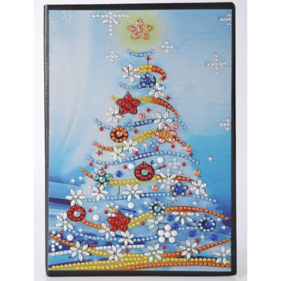 Jegyzetfüzet - Karácsonyfa
