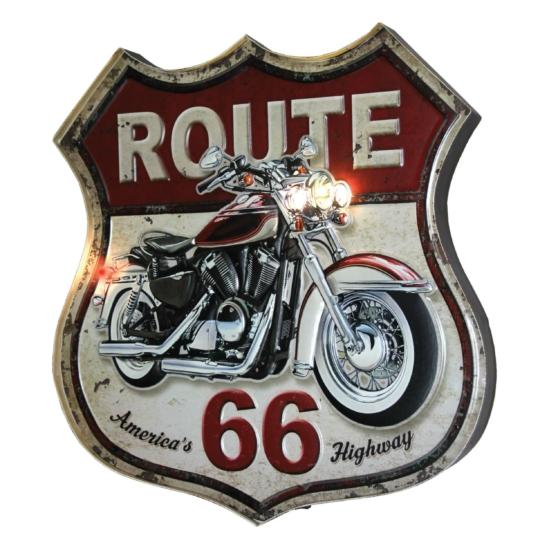 Route 66 - gyémántszemes kirakó