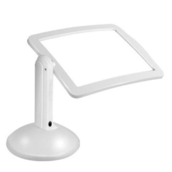 Asztali nagyító LED világítással