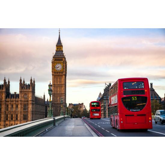 London - gyémántszemes kirakó